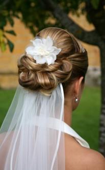 Brautfrisuren Hochsteckfrisuren Für Die Hochzeit