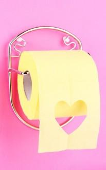Lustiges Toilettenpapier