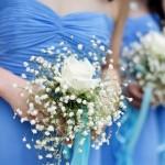 Schön in zweiter Reihe: Modetrends für Brautjungfern