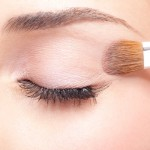 Basis-Augen-Make-Up