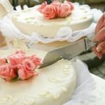 Hochzeitstorten-Trends 2013: Topsy Turvy und Co.