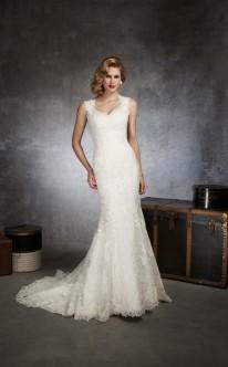 Meerjungfrau-Kleid