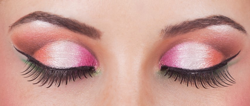 Sixties Make Up Augen Make Up Für Die Braut