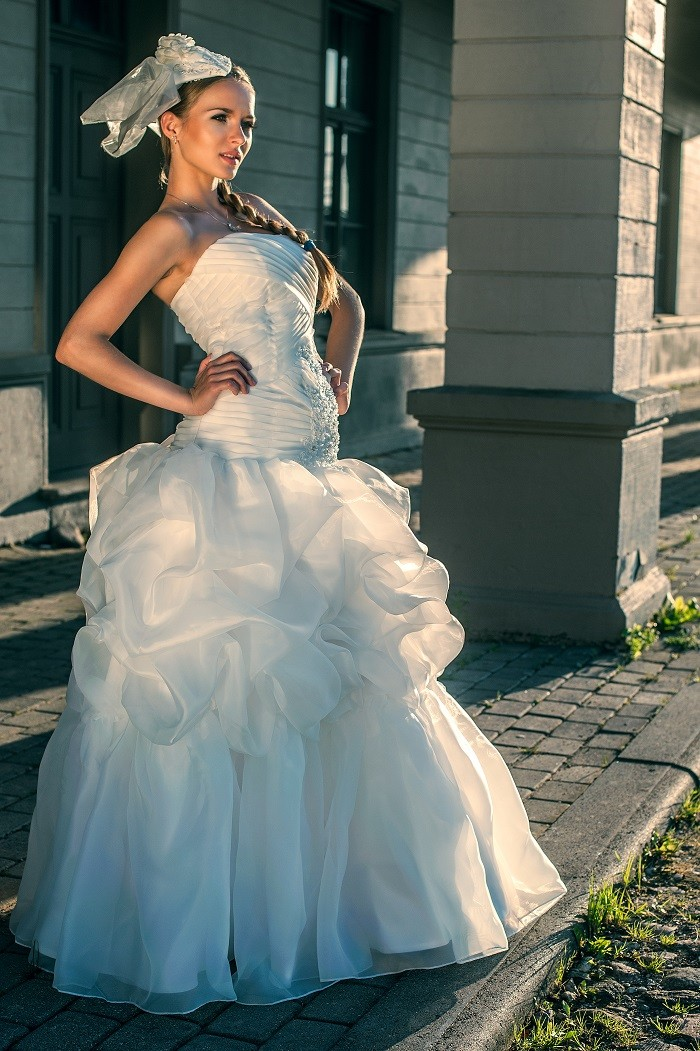 Flechtfrisuren Romantisches Styling Fur Den Hochzeitstag Hochzeit Com