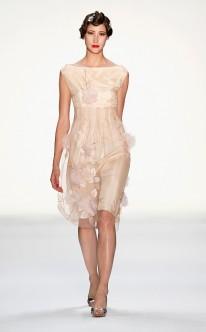 best website 7a6dd ff349 Fashion Week Berlin: Brautmoden-Trends vom Laufsteg