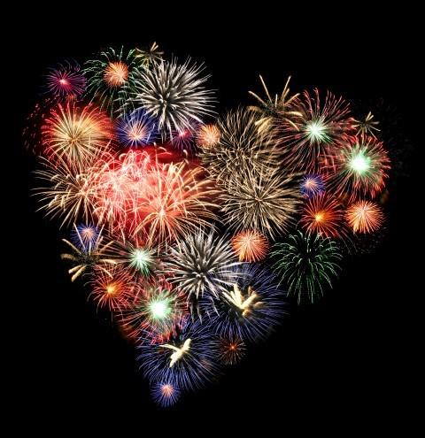 Feuerwerk-zur-Hochzeit