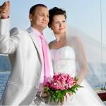 Kreuzfahrt-Hochzeit: Heiraten auf hoher See
