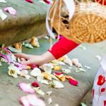 Mode für Blumenkinder