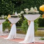 Kulinarische Gaumenfreuden für den Hochzeitsempfang