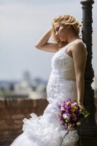 Hochzeit während der Schwangerschaft