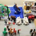 Legofiguren in den Hauptrollen: Die Bauklötzchen-Lovestory