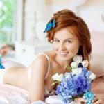Boudoir-Shooting: Verführerische Fotos der Braut