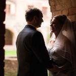Ausgelassen und entspannt: Die Hochzeitsfeier in Tangermünde