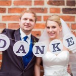 Hochzeitsinterview: Hinter den Kulissen mit Kathleen und Christoph