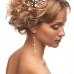 Hochsteckfrisuren für die Braut: Elegant und romantisch