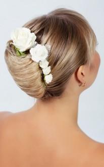 Hochsteckfrisur zur Hochzeit - Hochsteckfrisuren für die Braut