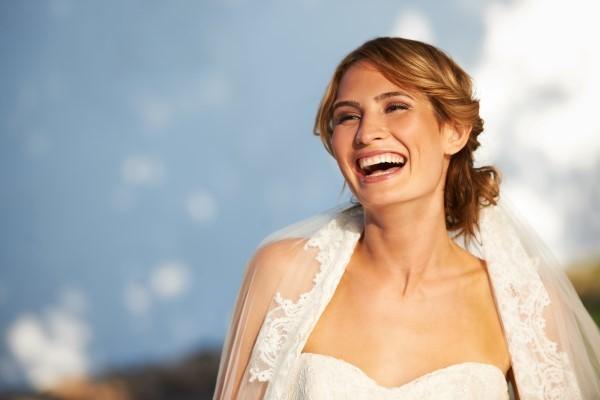 Brautfrisuren mit schleier rundes gesicht