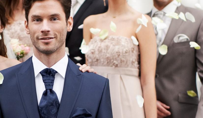 Partnerlook zur Hochzeit: Wie sich Braut und Bräutigam abstimmen ...