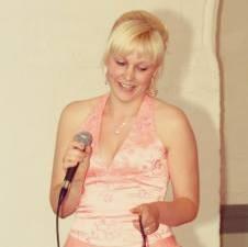 Sängerin Esther
