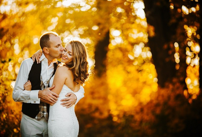 After-Wedding-Shooting im Herbst