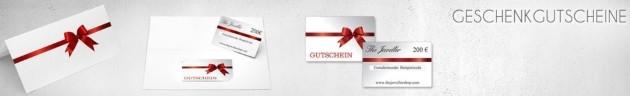 The Jeweller Geschenkgutscheine