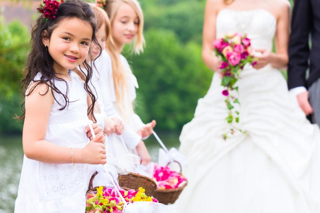 Blumenkinder Auf Der Hochzeit Tipps Und Tricks