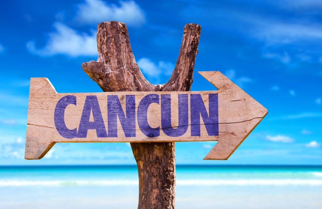 Honeymoon auf Cancun