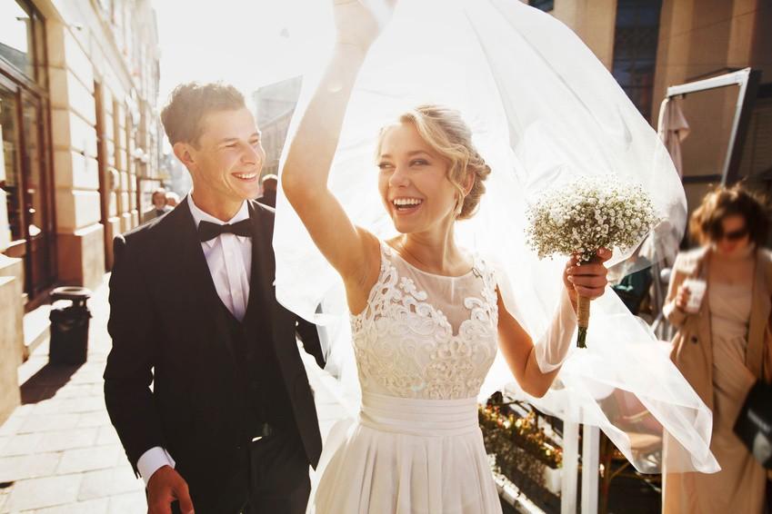 Heiraten im Frühling