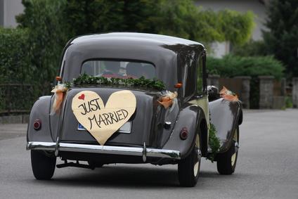 Hochzeitsauto: Oldtimer für die Trauung