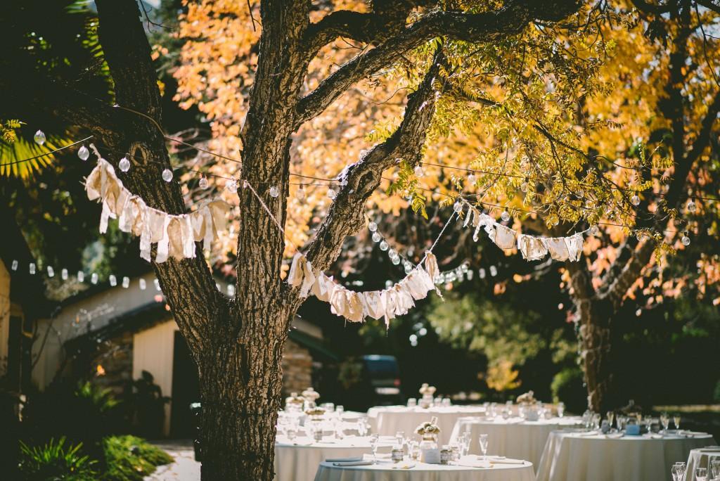 Die Hochzeitsfeier Im Eigenen Garten Hochzeit Com