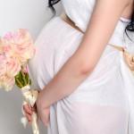 Das richtige Brautkleid für die Schwangerschaft