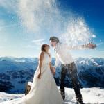 Eine Winterhochzeit planen: Das weiße Glück zur kalten Jahreszeit