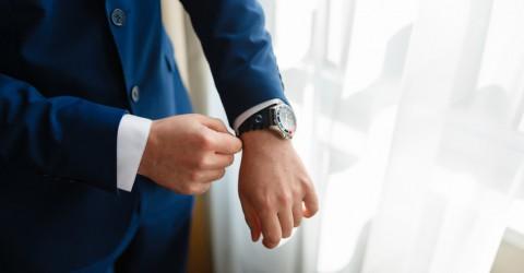 Stiltipps für männliche Hochzeitsgäste