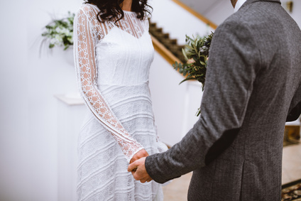 Brautkleid Trends: Hochzeitskleider 2018
