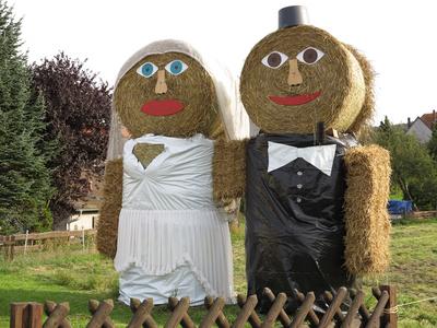 Hochzeitstermin: Verrückte Termine und Ideen