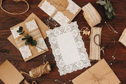 Hochzeitskarten Gestalten Tipps Ideen Fur Individuelle