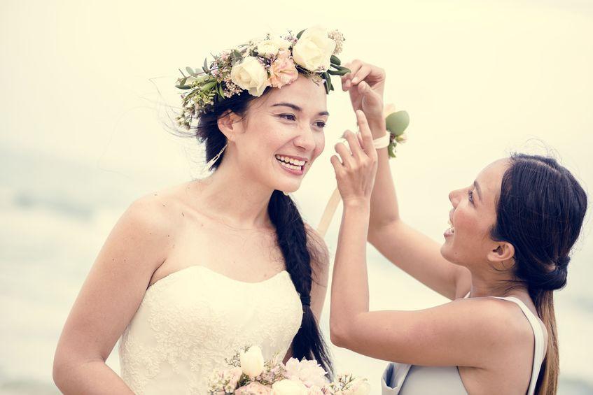 Schwester heiratet - Was soll ich meiner Schwester zur Hochzeit schenken?