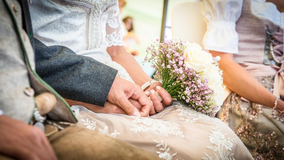 Brautdirndl Hochzeitsdirndl