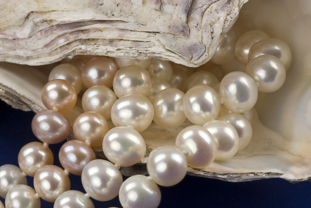 Perlenhochzeit