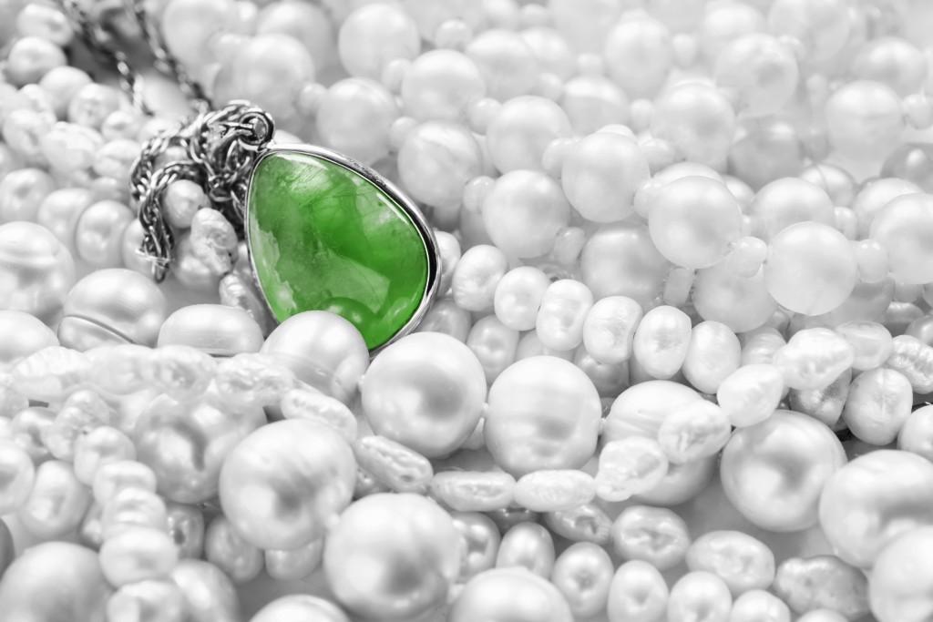 Smaragdhochzeit