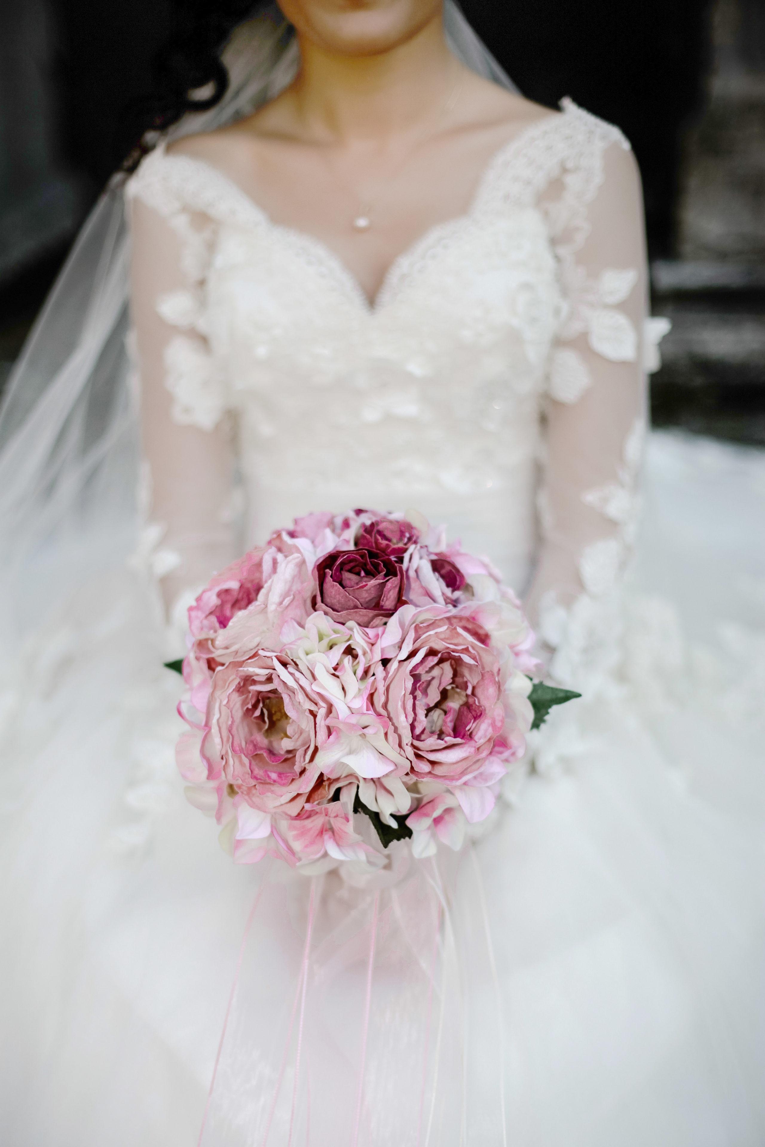 Türkische Brautkleider – herrliche Brautmode für türkische